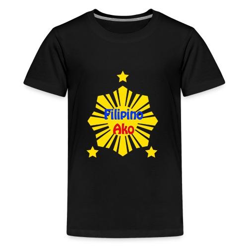 Filipino Ako T Shirt - Kids' Premium T-Shirt
