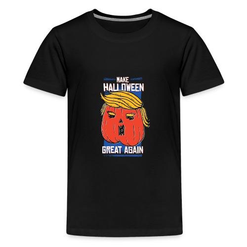 Make Halloween great again - Kids' Premium T-Shirt