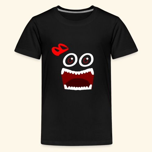 Boo Monster | Monday - Kids' Premium T-Shirt