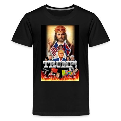 Support Trump - Kids' Premium T-Shirt
