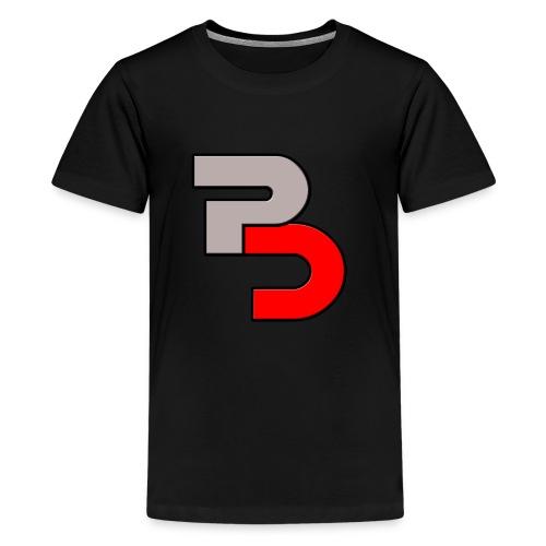 P And C logo - Kids' Premium T-Shirt