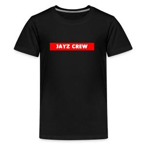 LIMITED JAY CREW SUPERME LOOK - Kids' Premium T-Shirt