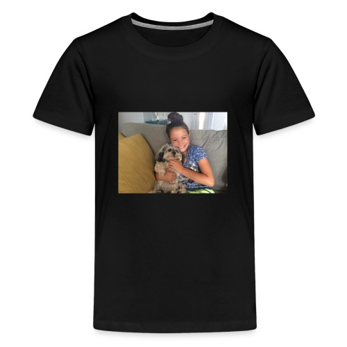 Pheobe and Brielle - Kids' Premium T-Shirt