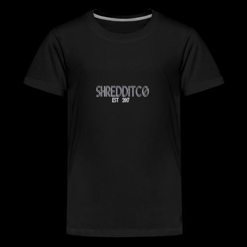 Shredditco Logo - Kids' Premium T-Shirt
