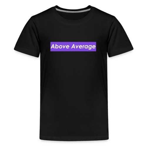 Above Average Sneaker Con CLE Editon - Kids' Premium T-Shirt