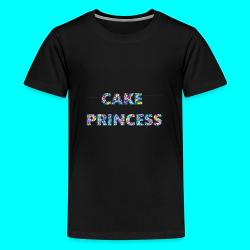 cake princess - Kids' Premium T-Shirt