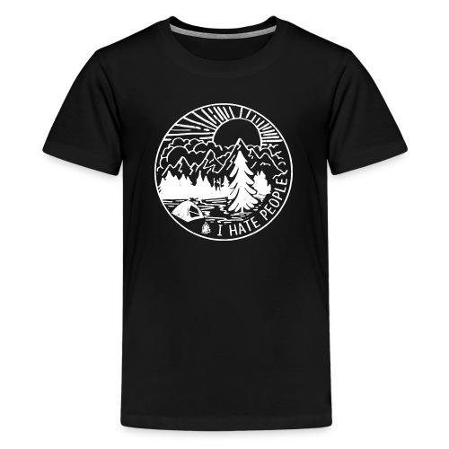 I Hate People - Kids' Premium T-Shirt