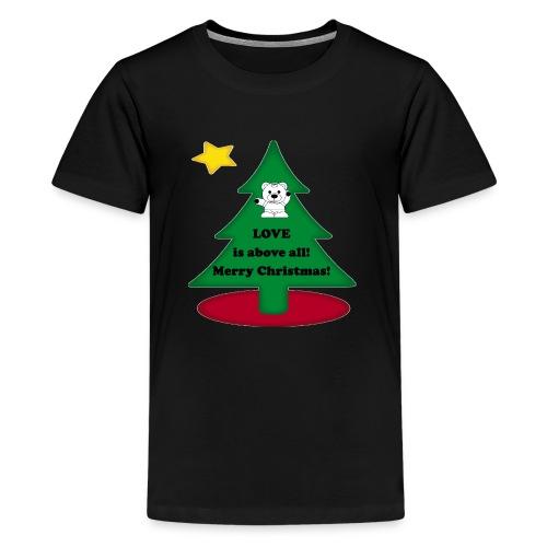 Christmas is love - Kids' Premium T-Shirt