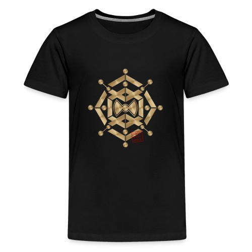 Crop circle 54 - Kids' Premium T-Shirt