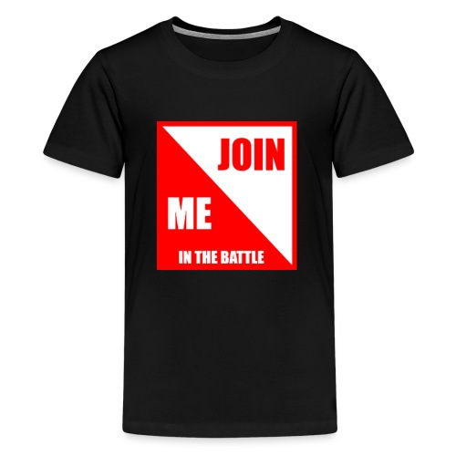 TheRedShirtLogo002 - Kids' Premium T-Shirt