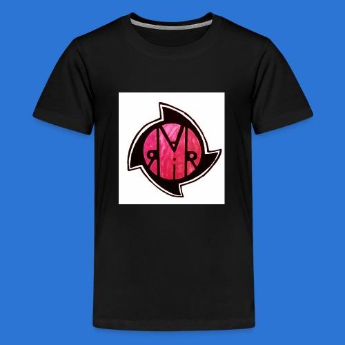 OMVRI Brand Logo - Kids' Premium T-Shirt
