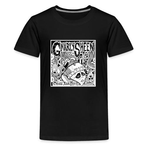 Gnarly Sheen MERCH 1 - Kids' Premium T-Shirt