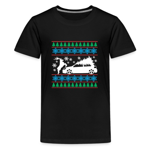 MK6 GTI Ugly Christmas Sweater - Kids' Premium T-Shirt