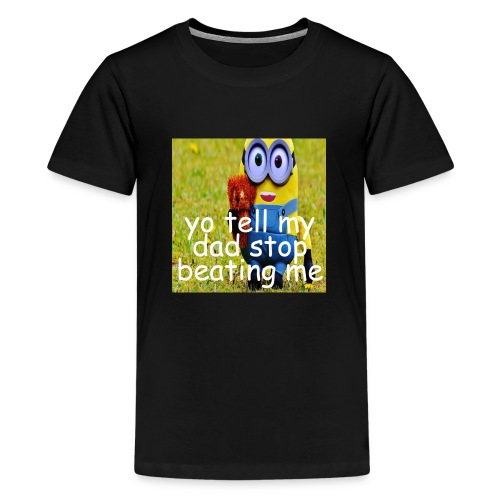 minion3 - Kids' Premium T-Shirt