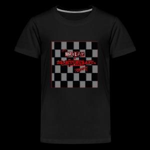 Mr blak & Dr Bitchcraft shirt - Kids' Premium T-Shirt