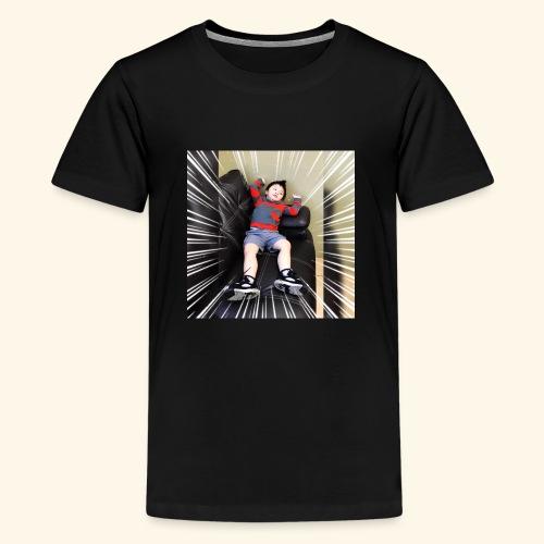 Lazy - Kids' Premium T-Shirt
