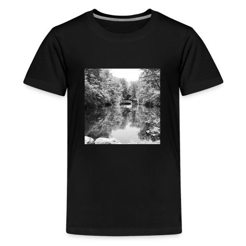Lone - Kids' Premium T-Shirt