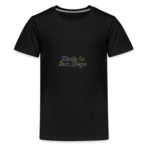 Made in San Diego - Kids' Premium T-Shirt
