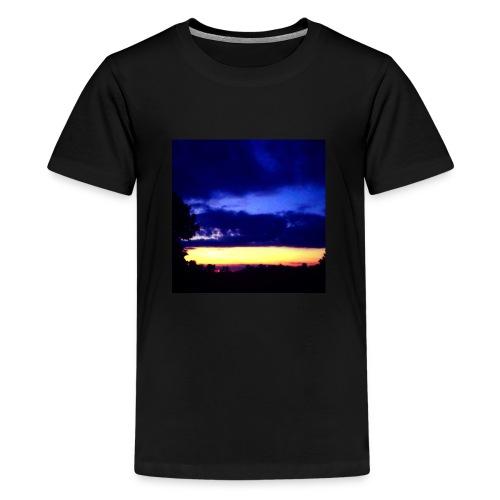 Sunset beauty - Kids' Premium T-Shirt