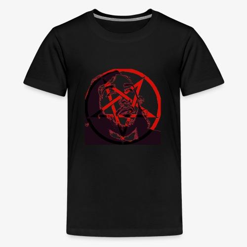 Trevor (Pentagram) - Kids' Premium T-Shirt