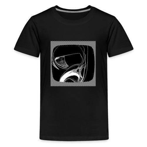 Moon Man in the Tube - Kids' Premium T-Shirt