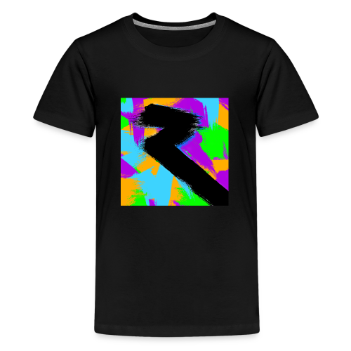 rbz paint.exe - Kids' Premium T-Shirt
