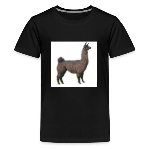 Super Llama - Kids' Premium T-Shirt