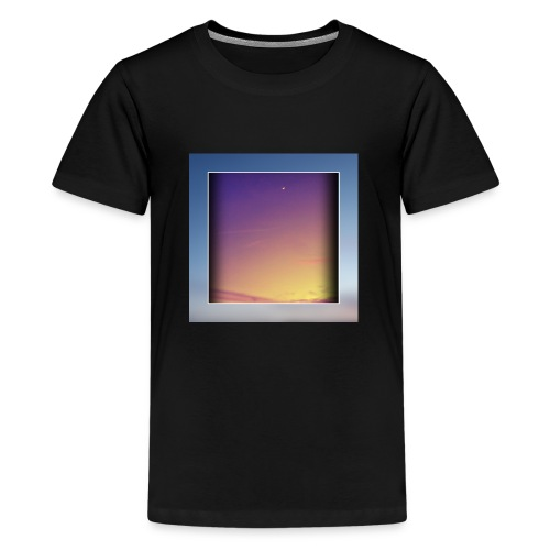 Little people big sky - Kids' Premium T-Shirt