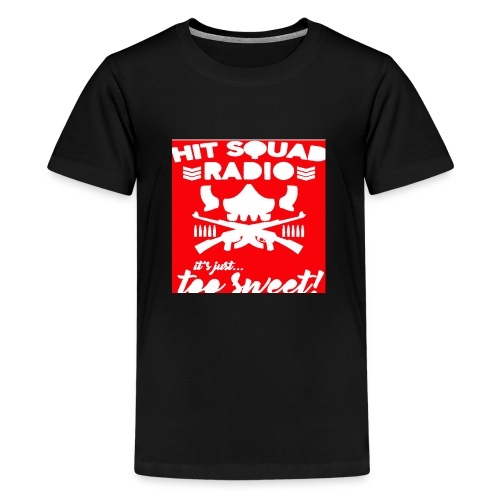 Hit Squad Radio 1st Edition - Kids' Premium T-Shirt