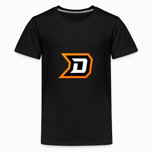 Delvige Logo - Kids' Premium T-Shirt