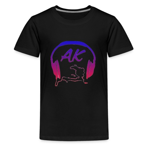 Ayiti Konekte - Kids' Premium T-Shirt