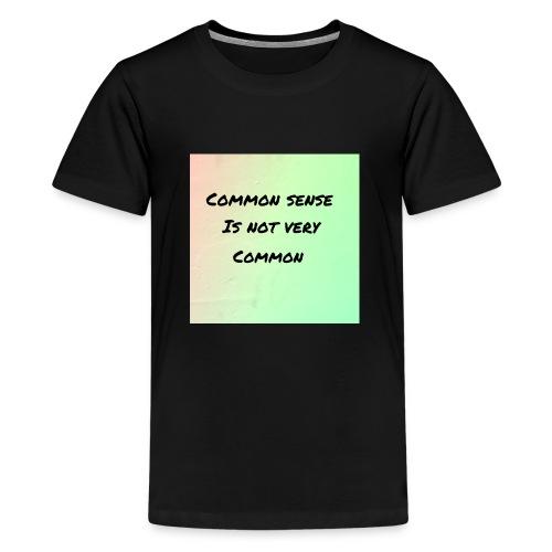 Uncommon sense - Kids' Premium T-Shirt