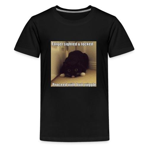 Cat Attack - Kids' Premium T-Shirt
