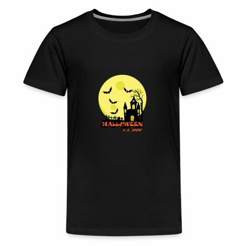 halloween-house - Kids' Premium T-Shirt