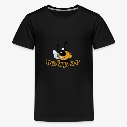 Yellow Jackets Roanoke Rapids - Kids' Premium T-Shirt