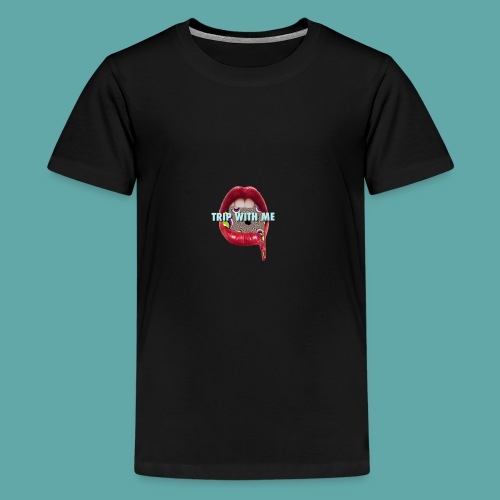 TRIP WITH ME - Kids' Premium T-Shirt