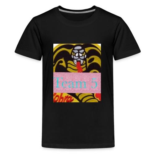 1C9ACF73 F11B 4563 B988 C9393CE42823 - Kids' Premium T-Shirt