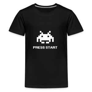 80s Video Games - Kids' Premium T-Shirt