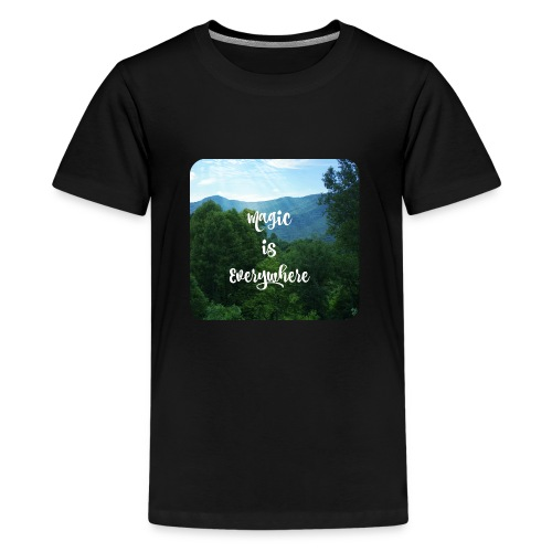 magic1 - Kids' Premium T-Shirt