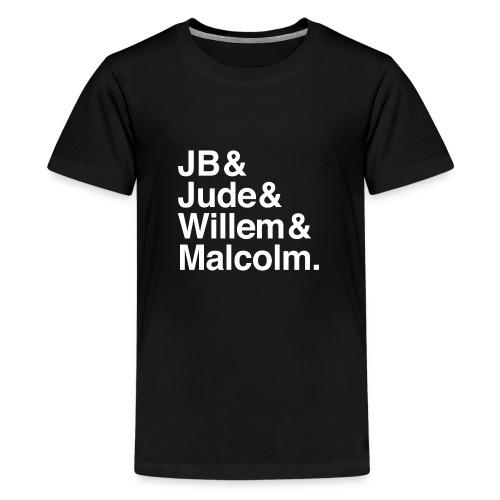 jude jb willem malcolm merch - Kids' Premium T-Shirt