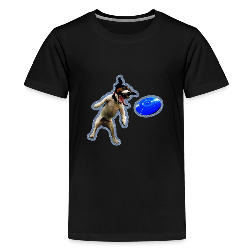 Friend Dog - Kids' Premium T-Shirt