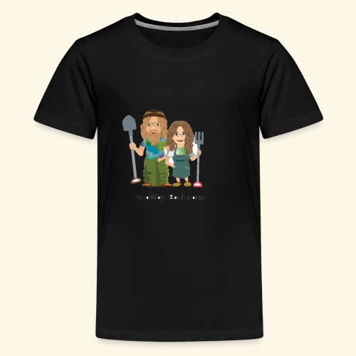 itzawayzback - Kids' Premium T-Shirt