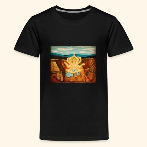 Higher Meditation - Kids' Premium T-Shirt