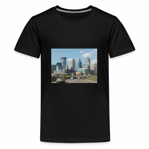 Minneapolis - Kids' Premium T-Shirt