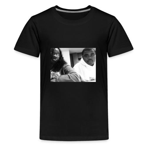 Big G And K - Kids' Premium T-Shirt