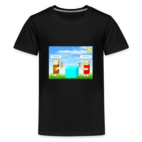 everyday gamer and devinthegamer merchandise - Kids' Premium T-Shirt