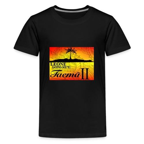 Leone Taemā 2 - Kids' Premium T-Shirt
