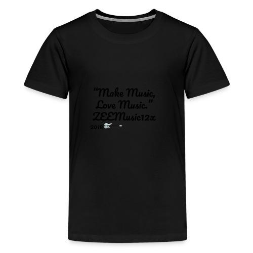 ZEEMusic Merch - Kids' Premium T-Shirt