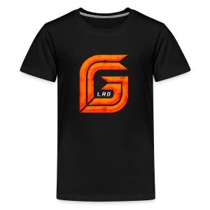 GG_Lad Logo - Kids' Premium T-Shirt