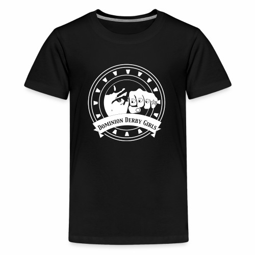 DDG backless logo - Kids' Premium T-Shirt